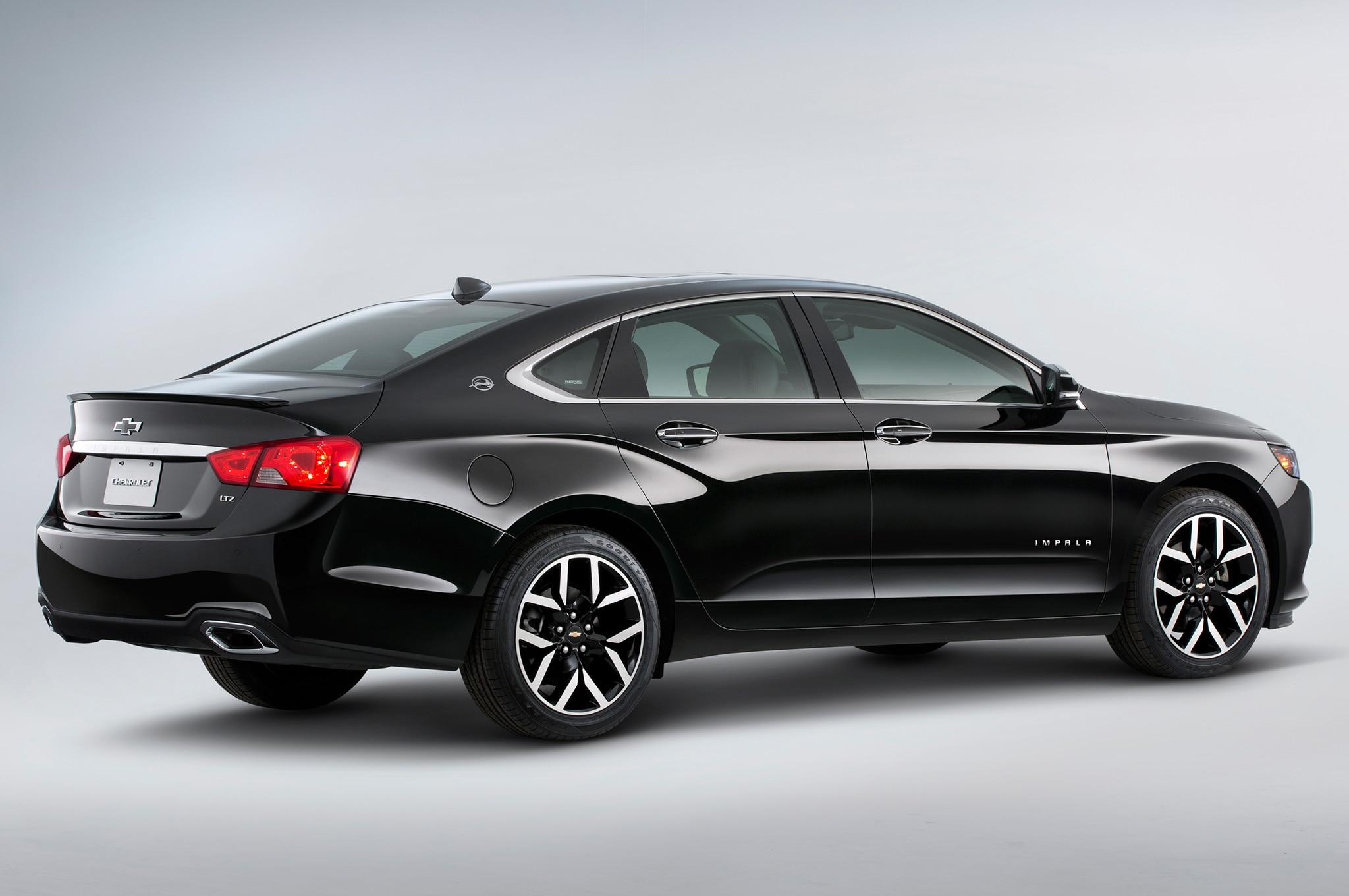 Chevrolet presentará cinco nuevos conceptos en el SEMA 2014