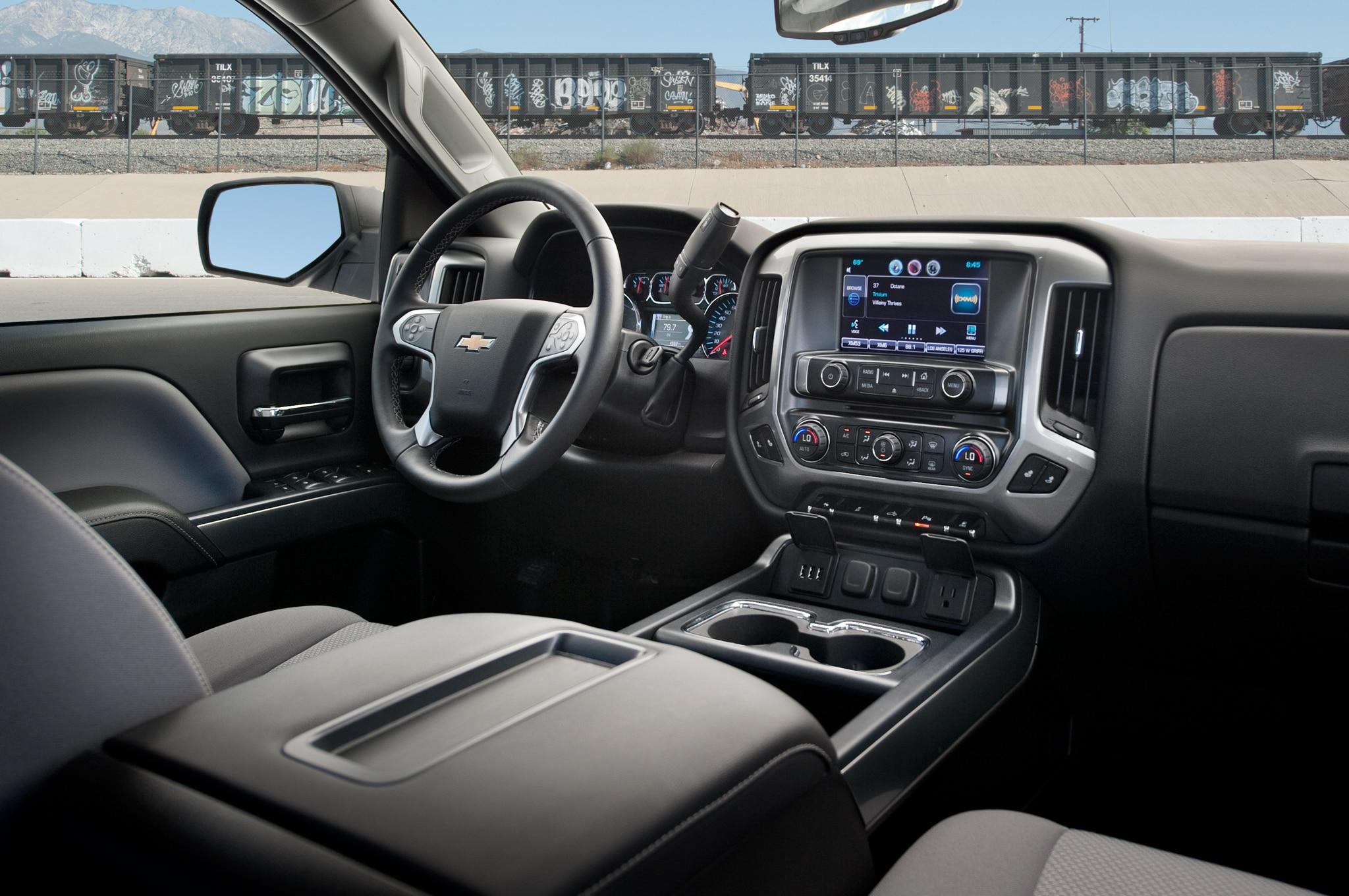 Chevrolet Silverado 2500HD Duramax y 2500HD Vortec 2015 ...