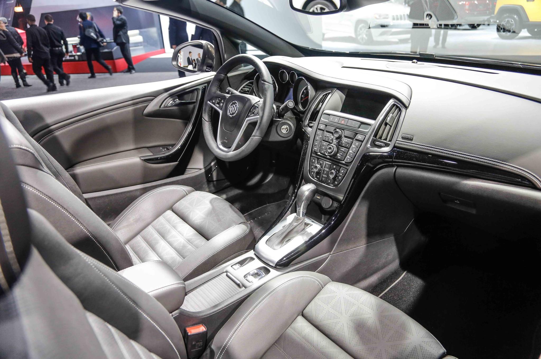 2016 Buick Cascada Interior 28 Junio Wpengine
