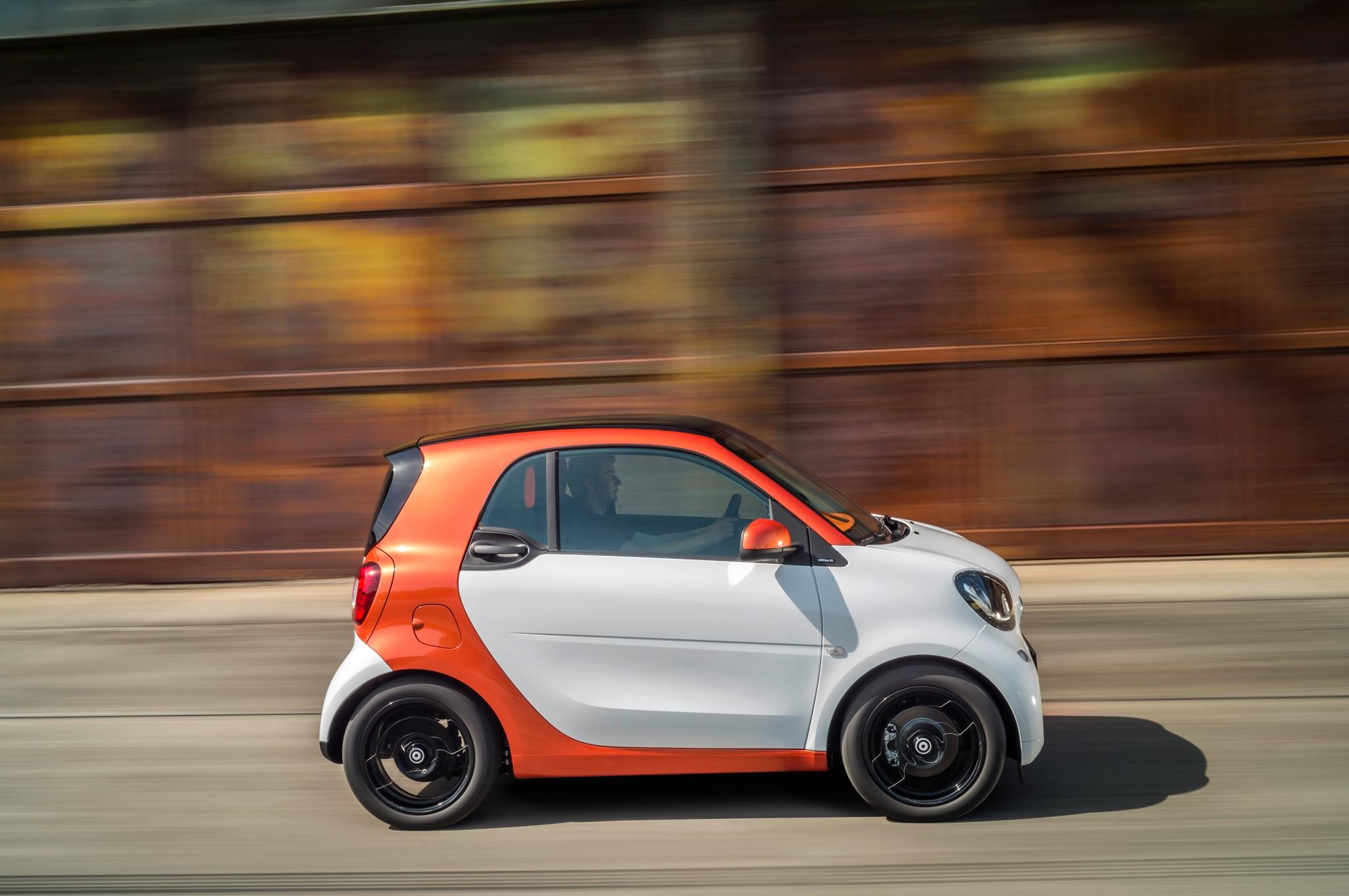 2016 Toyota Supra >> Smart Fortwo 2016 llegará en otoño a los distribuidores