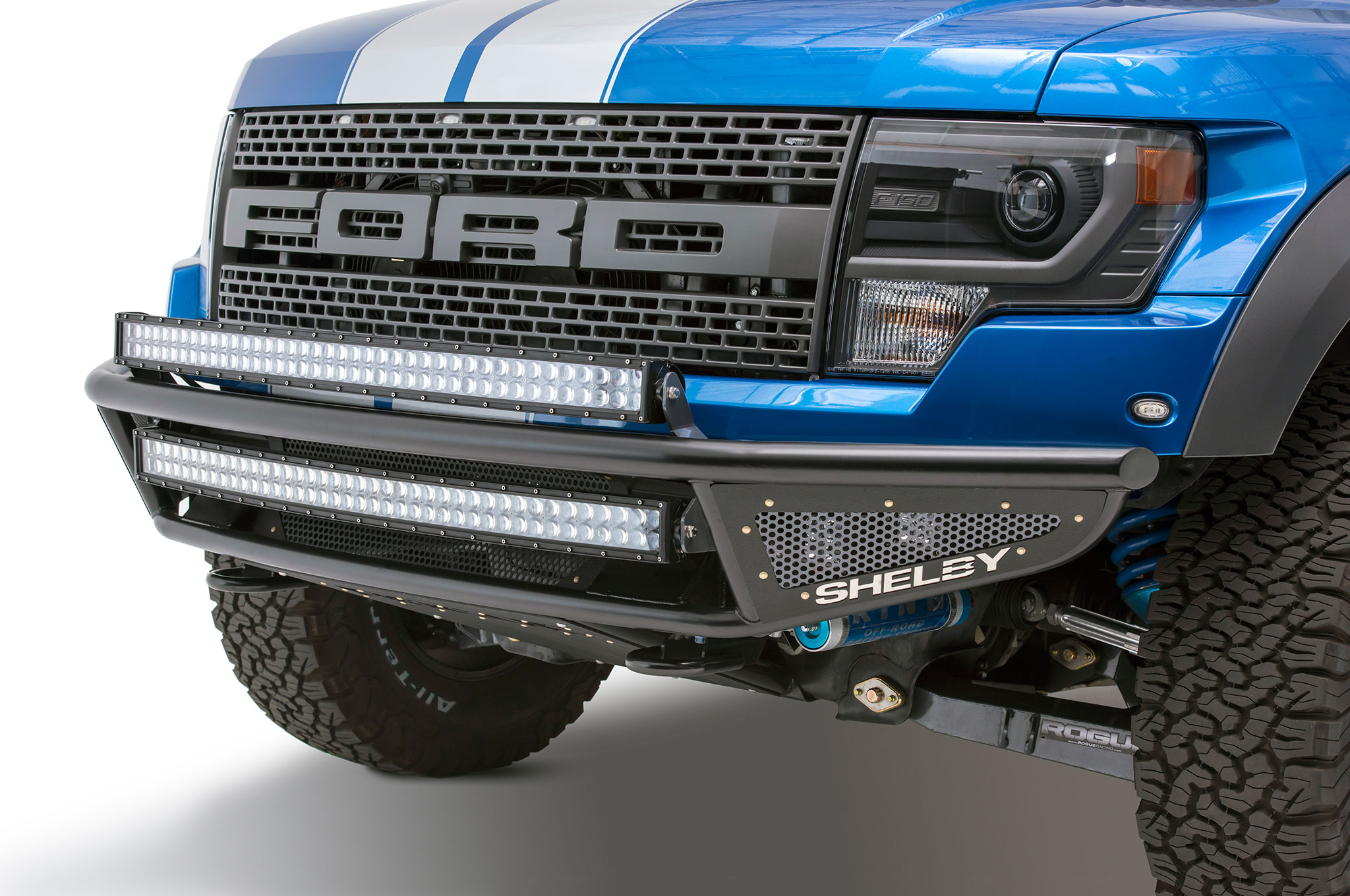 ford   svt raptor shelby american cuenta   hp
