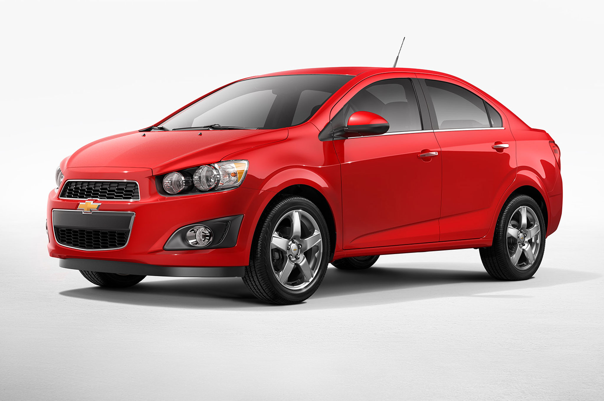 Chevrolet Sonic LT Hatch 2015: Primer Manejo