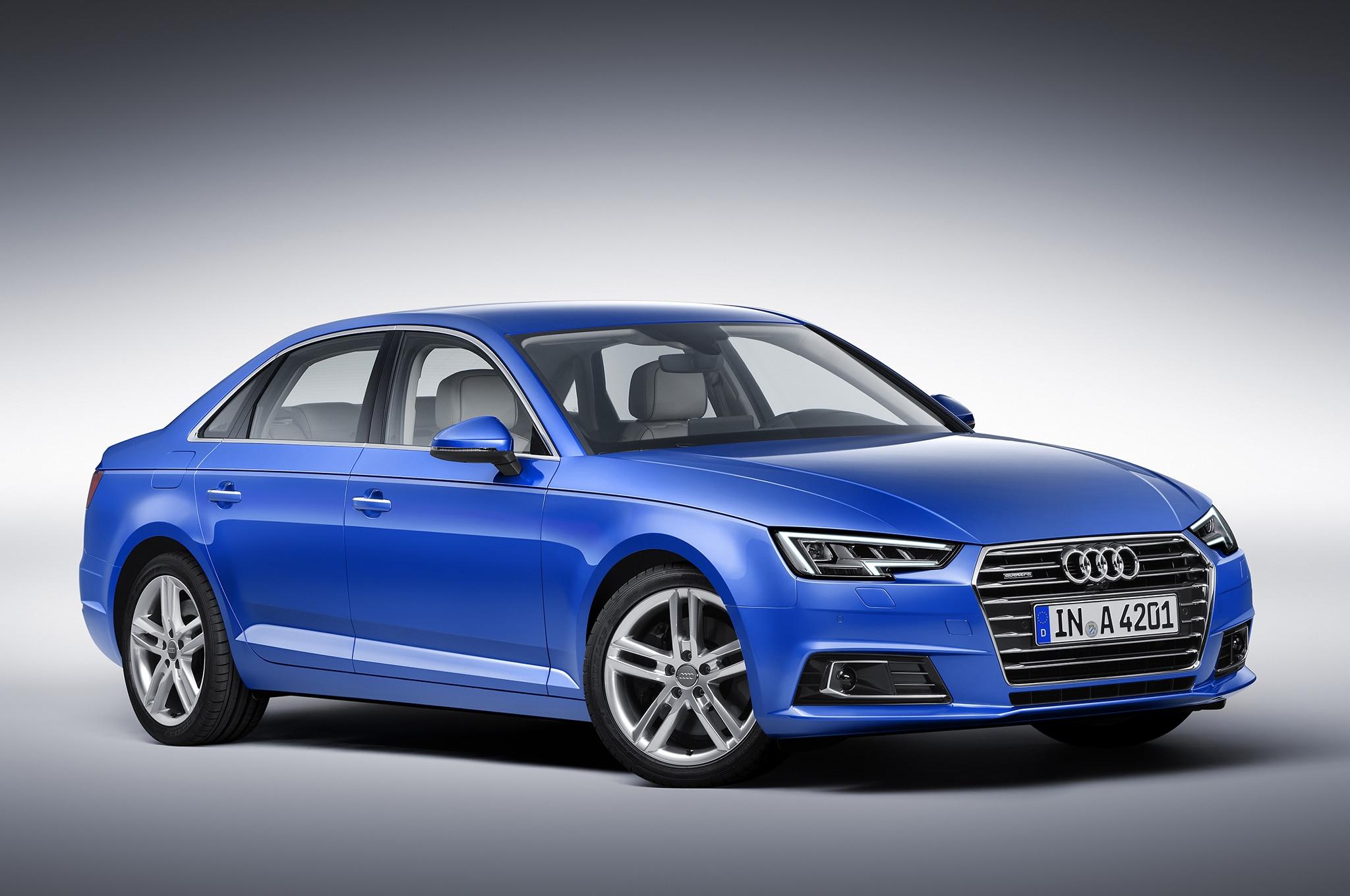 Cinco Tecnolog U00edas Del Audi A4 2017 Que Debe De Conocer