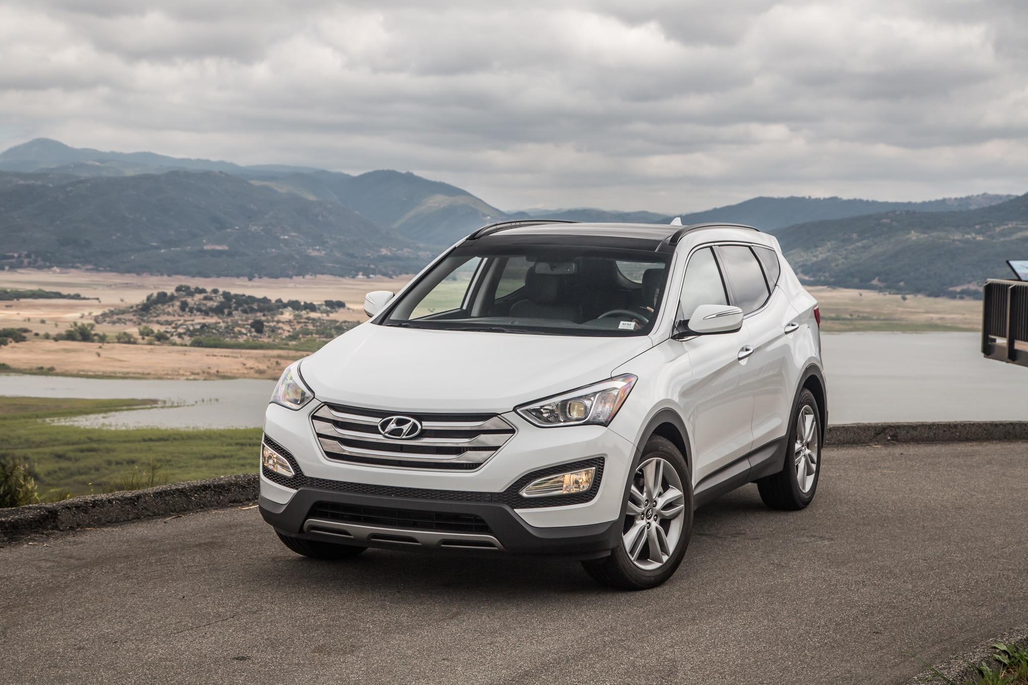 Comparativa Ford Edge Vs Nissan Murano Vs Hyundai Santa