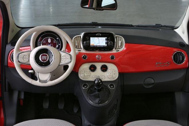 Zeer 2016-fiat-500-interior-1 - Motor Trend en Español &LP39