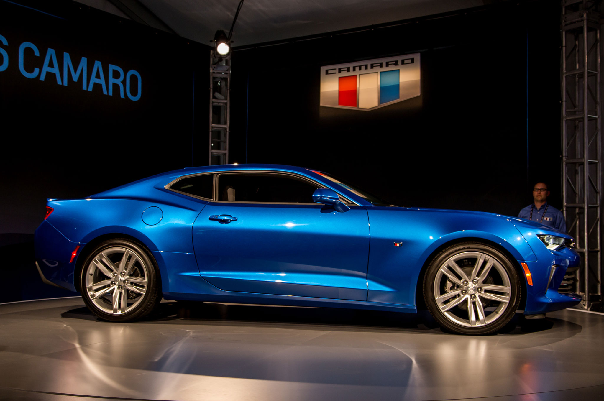 Chevrolet Camaro 2016, disponible desde $26,695