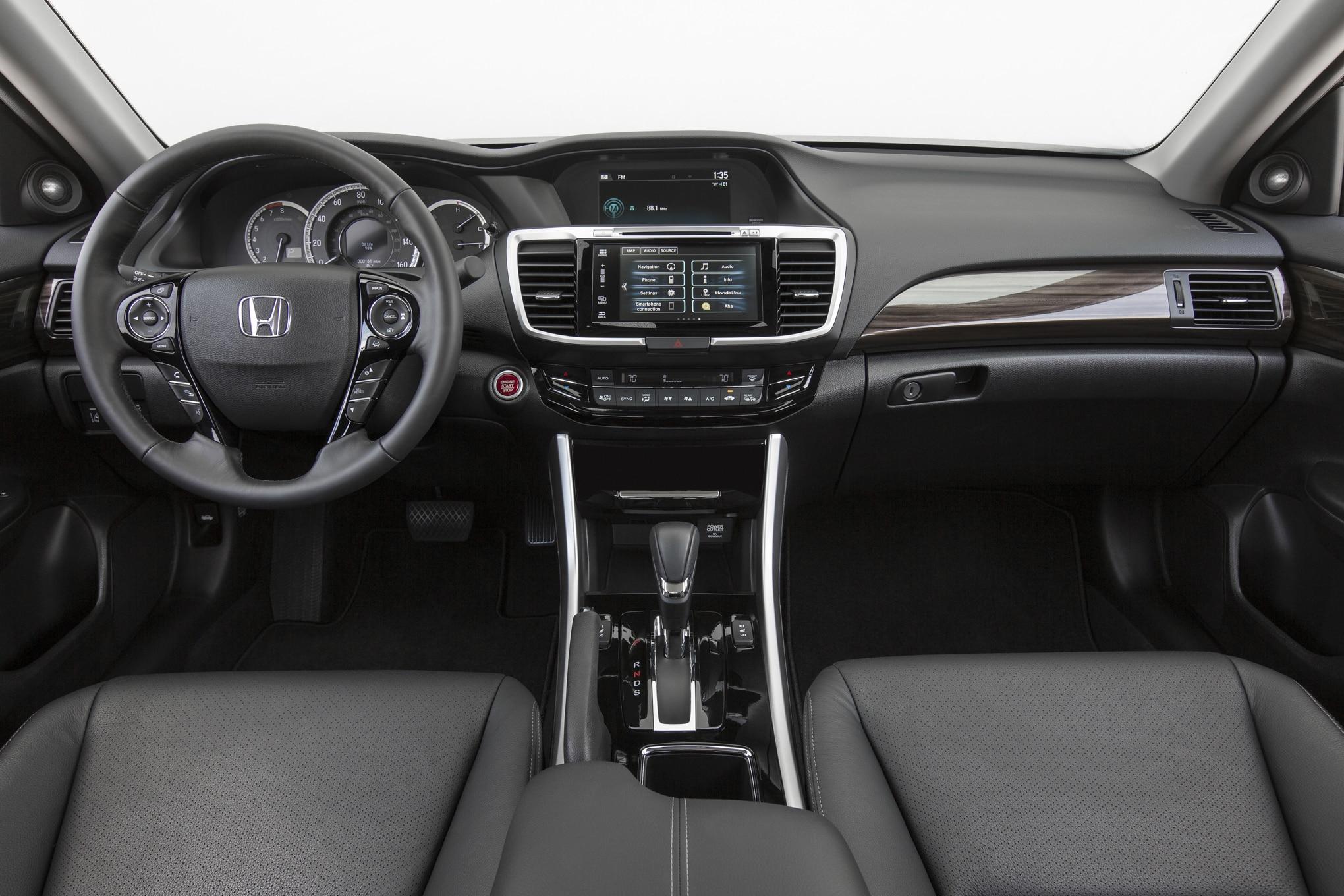 A Fondo Con El Honda Accord 2017