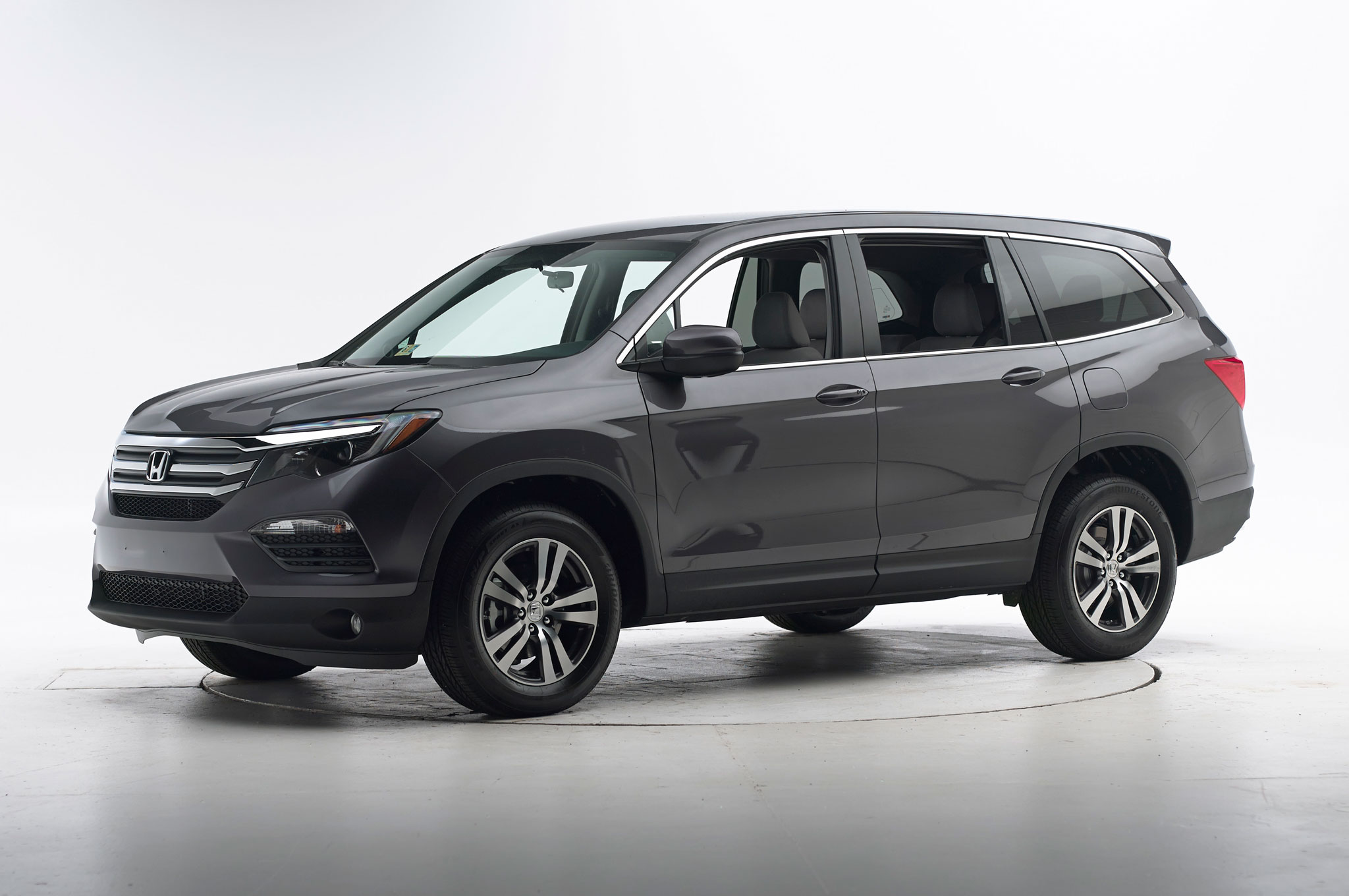 Honda pilot 2016 obtiene top safety pick for Iihs honda crv