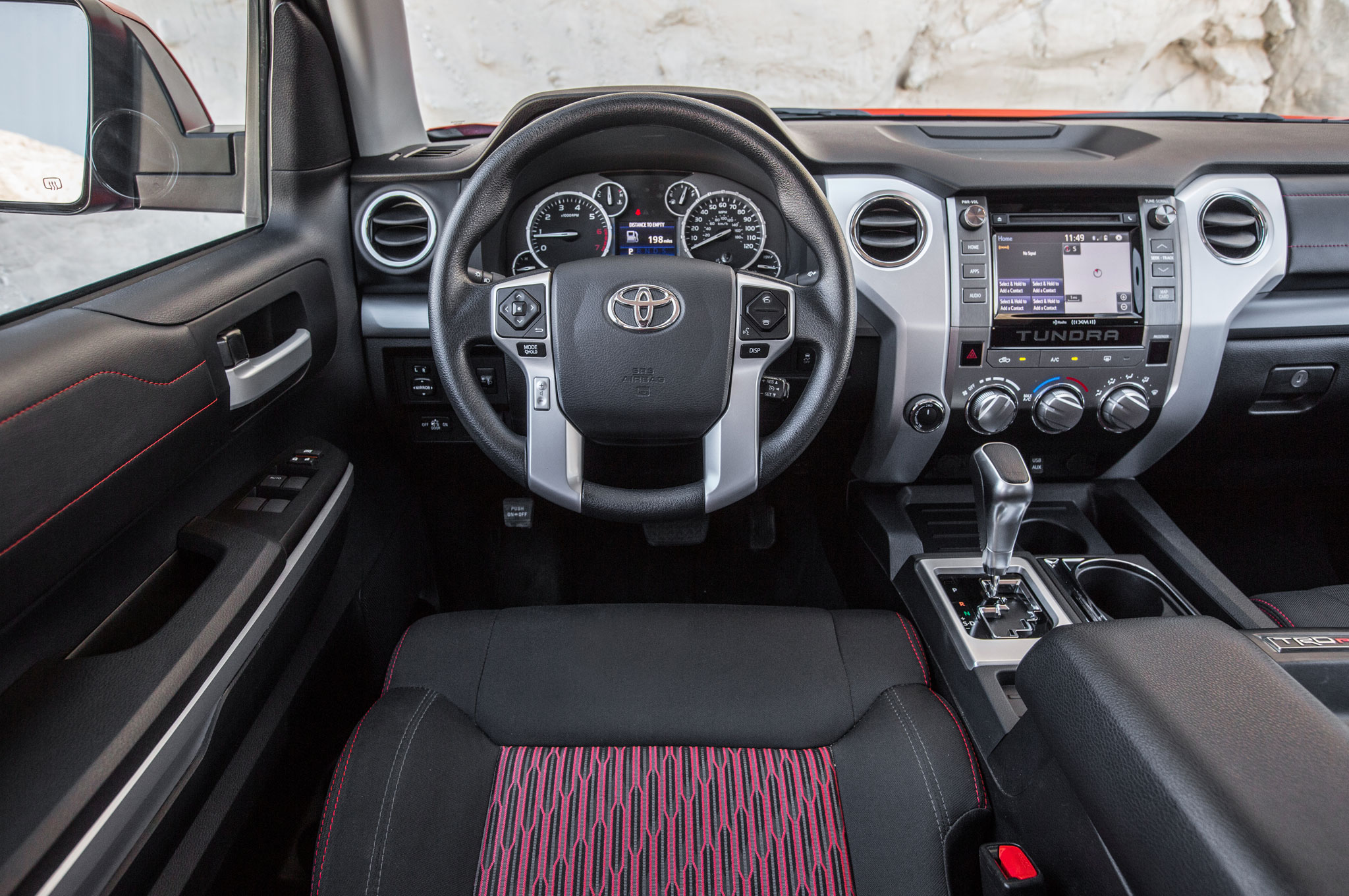 the drive at interior room style pickup first tundra top trucks body toyota