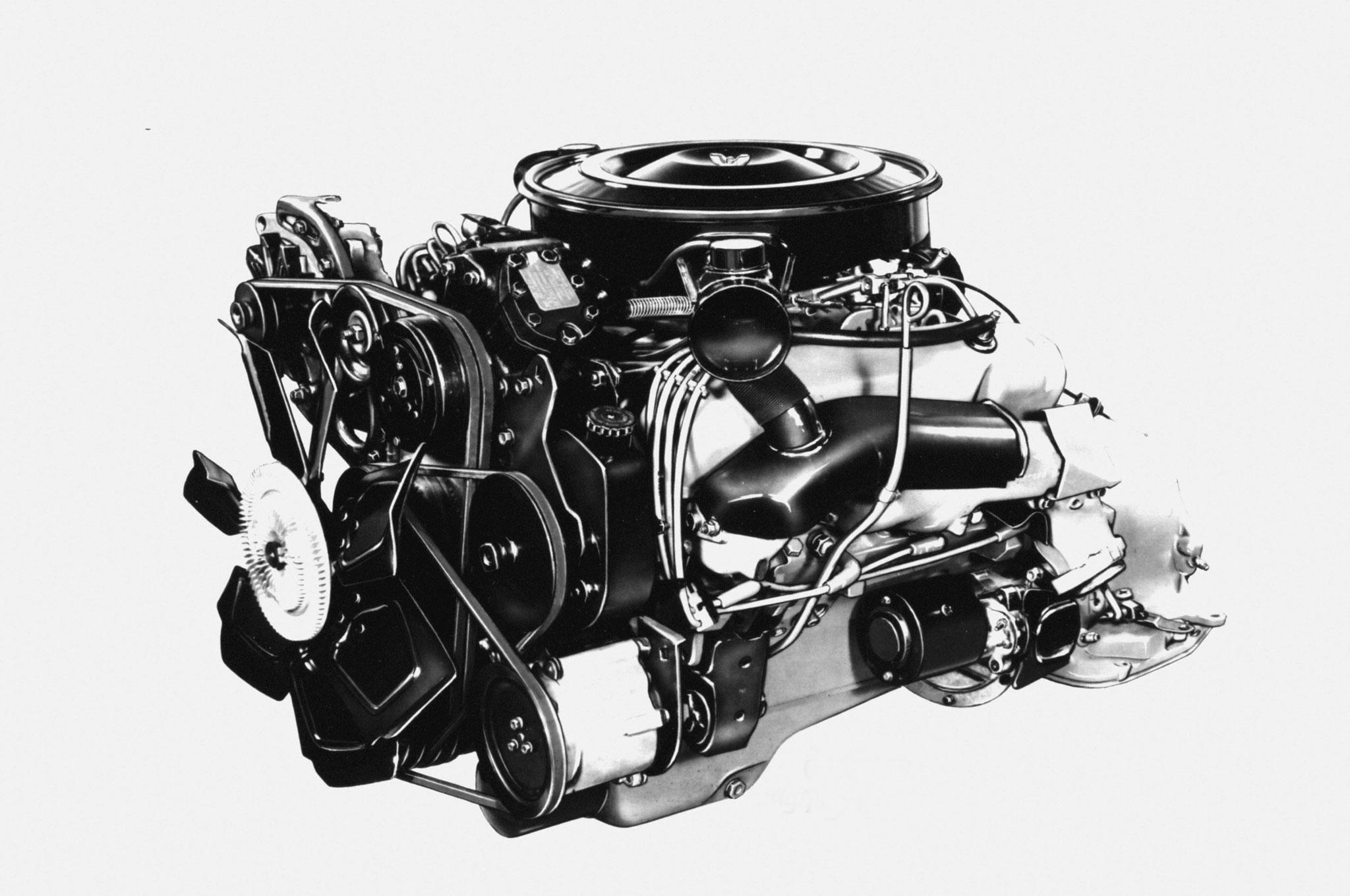 Los 12 mejores motores de camionetas