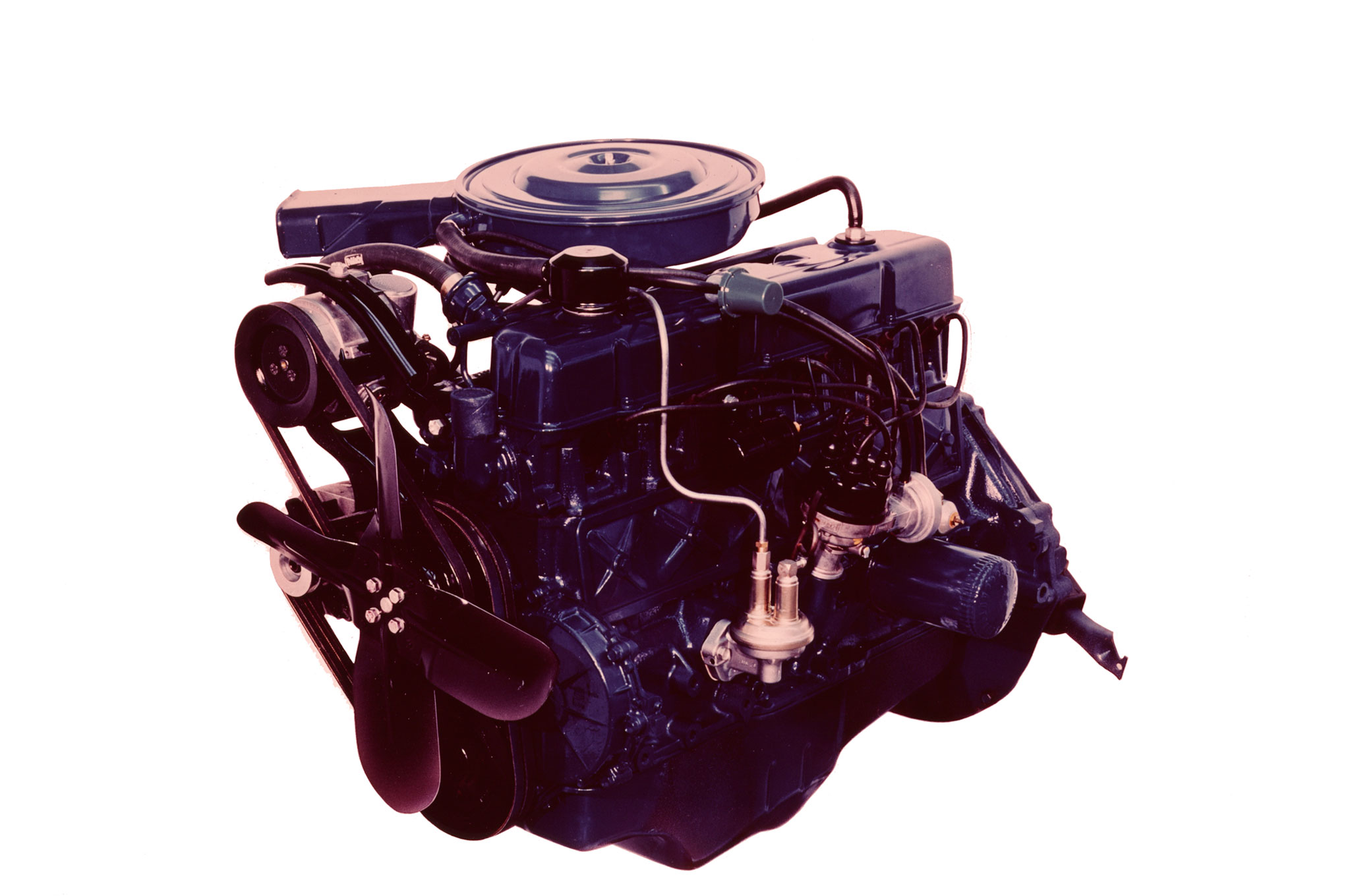 Ford I Engine