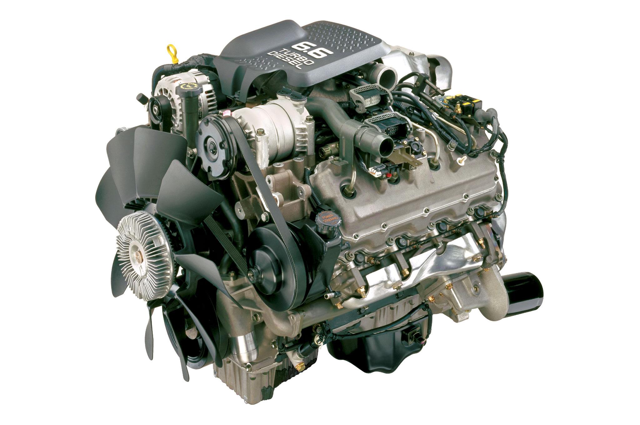 Gm Duramax Diesel V
