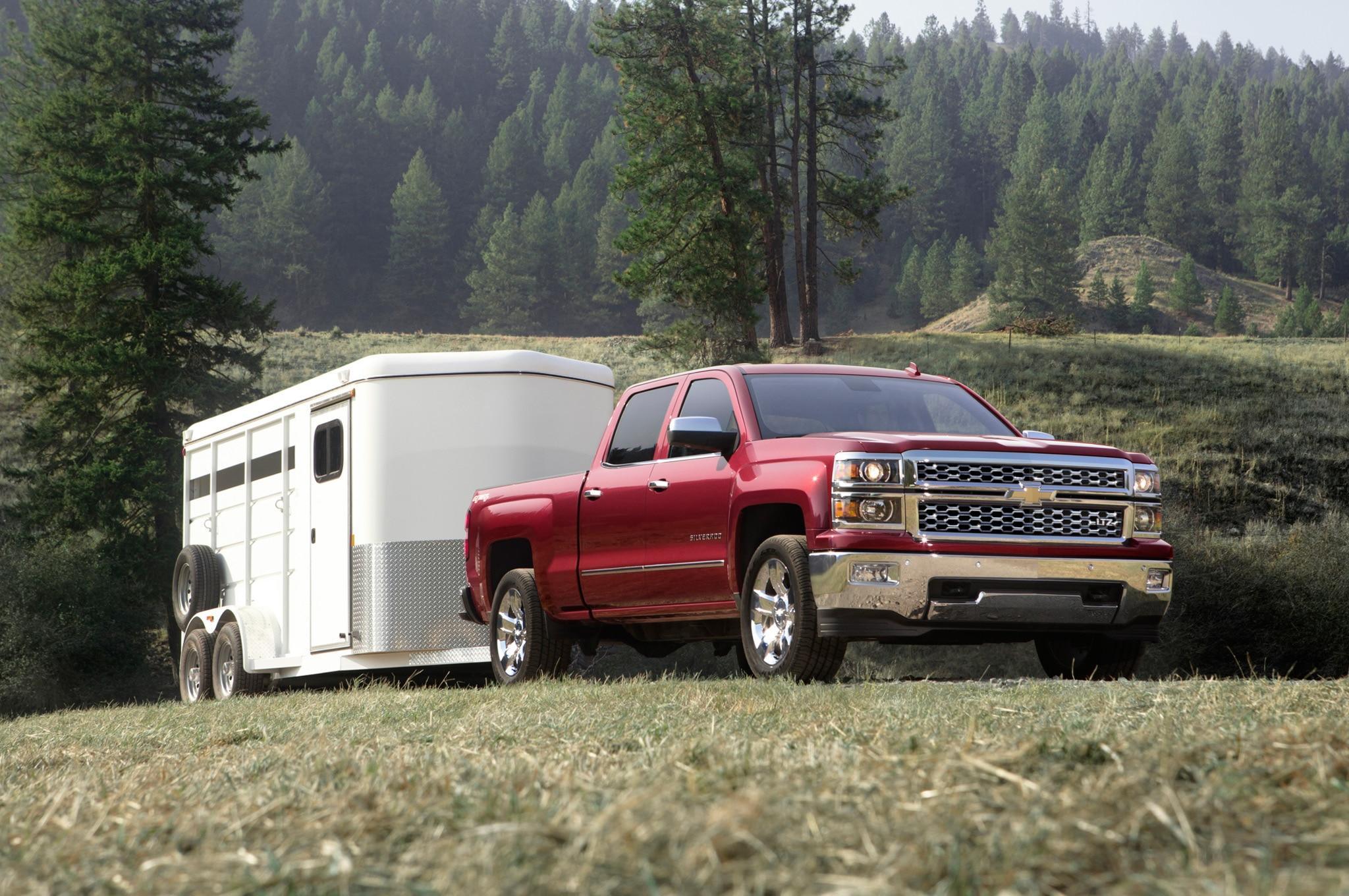 Las mejores camionetas para remolque o trabajo