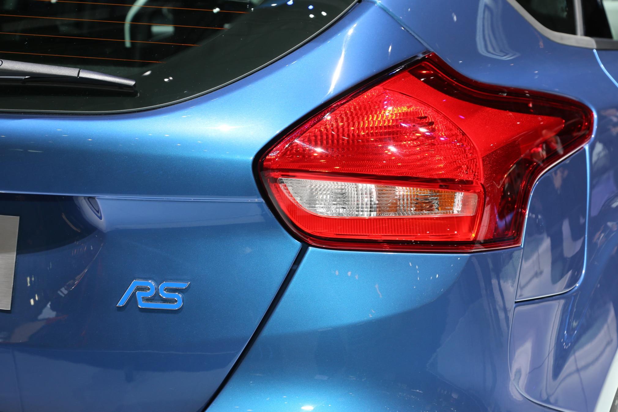 Ford Focus RS 2016 producirá 350 hp en EEUU