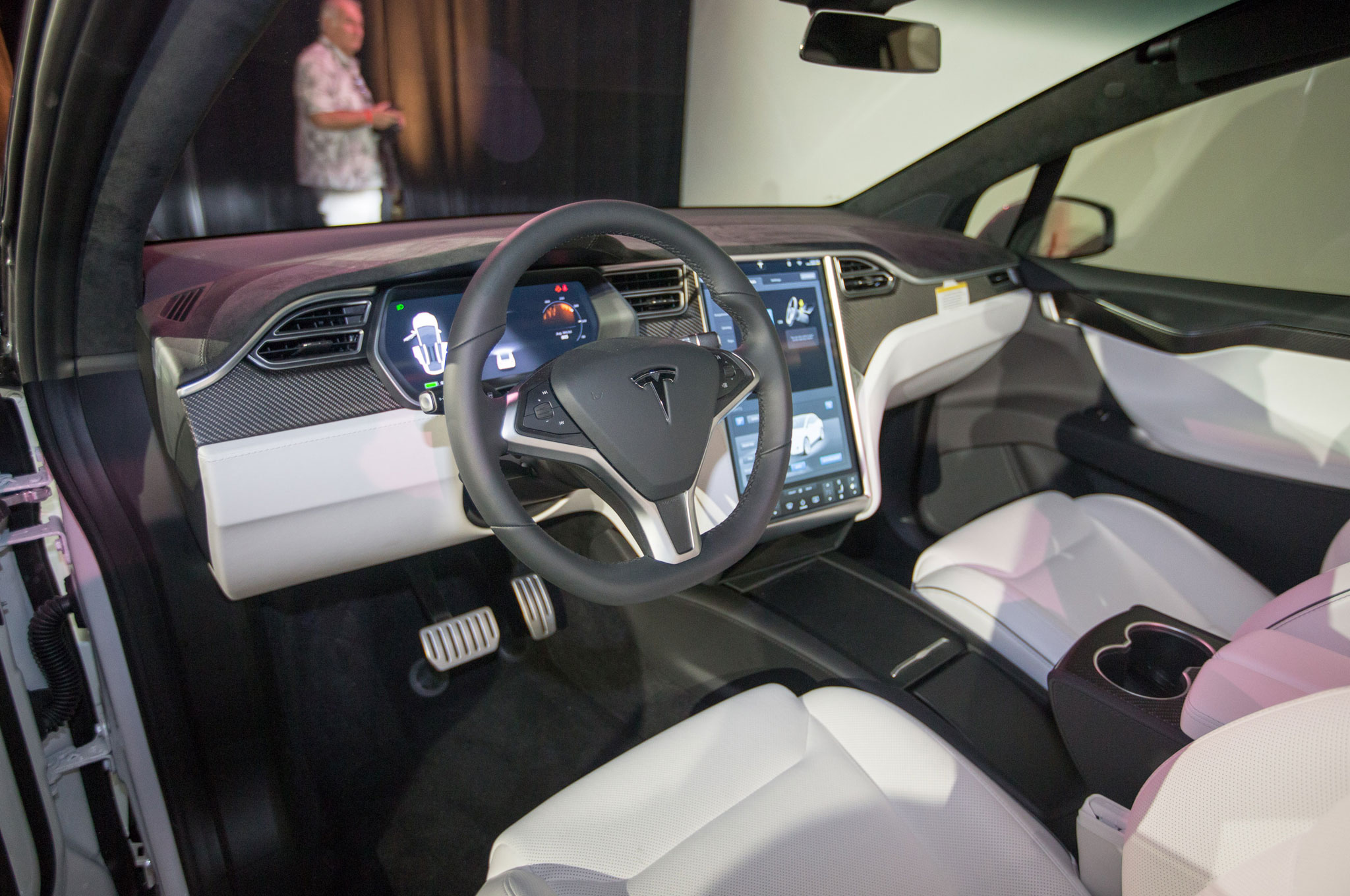 2015 Chevrolet Silverado 1500 >> Tesla Model X 2016, disponible desde $81,200