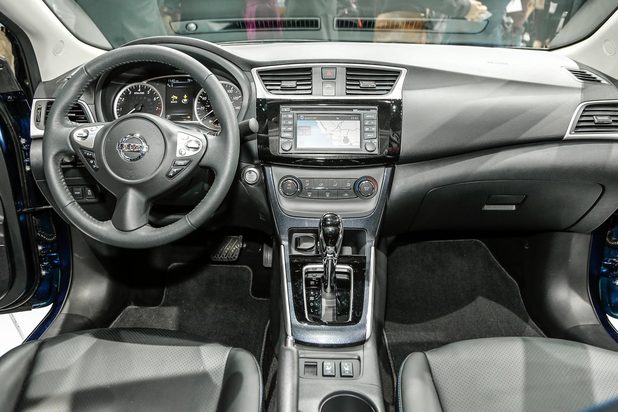 Nissan Sentra 2016, disponible desde $17,615