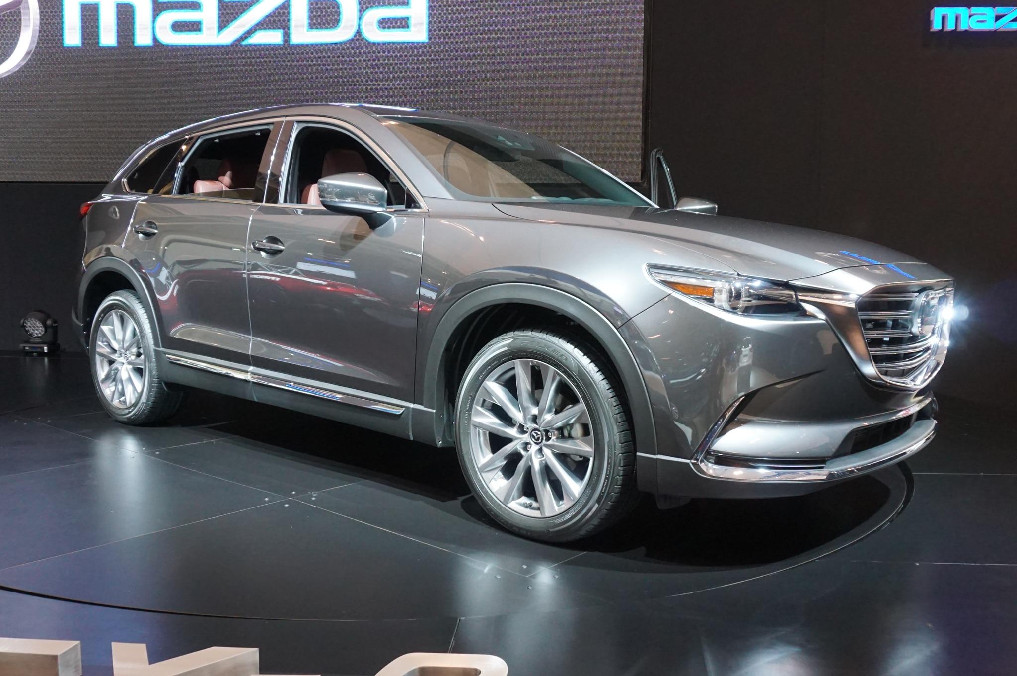 Mazda CX-9 2016 inicia su producción en Japón