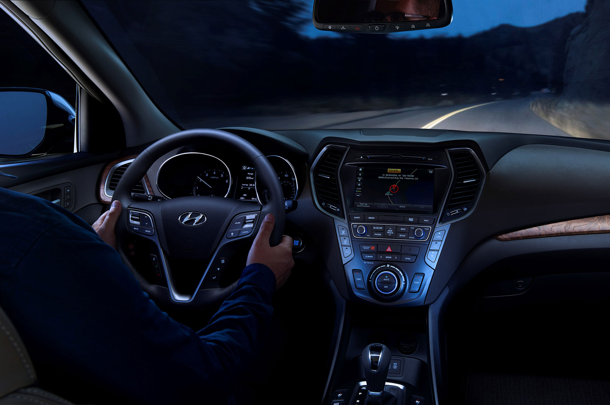 Hyundai Santa Fe Y Santa Fe Sport 2017 Primer Vistazo
