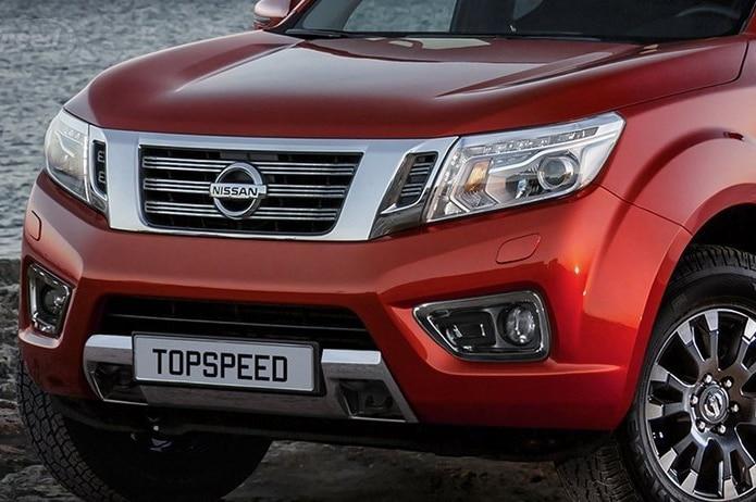 ¿Así podría ser la próxima Nissan Frontier?