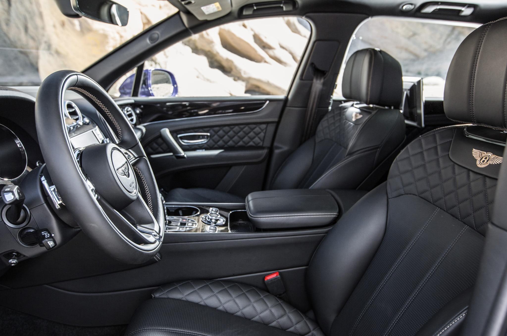 Bentley Bentayga 2017: Primera Prueba