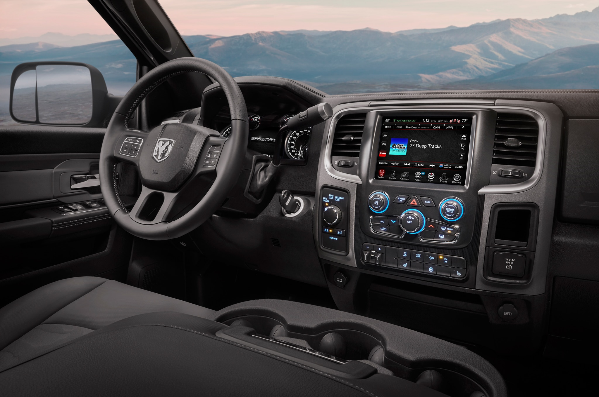 2017 Ram 2500 Wagon Interior View 02 15 Agosto 2016 Wpengine