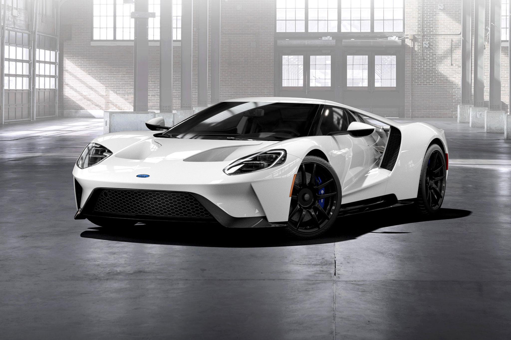 Ford Gt 2017 Estar 225 Disponible En Ocho Colores