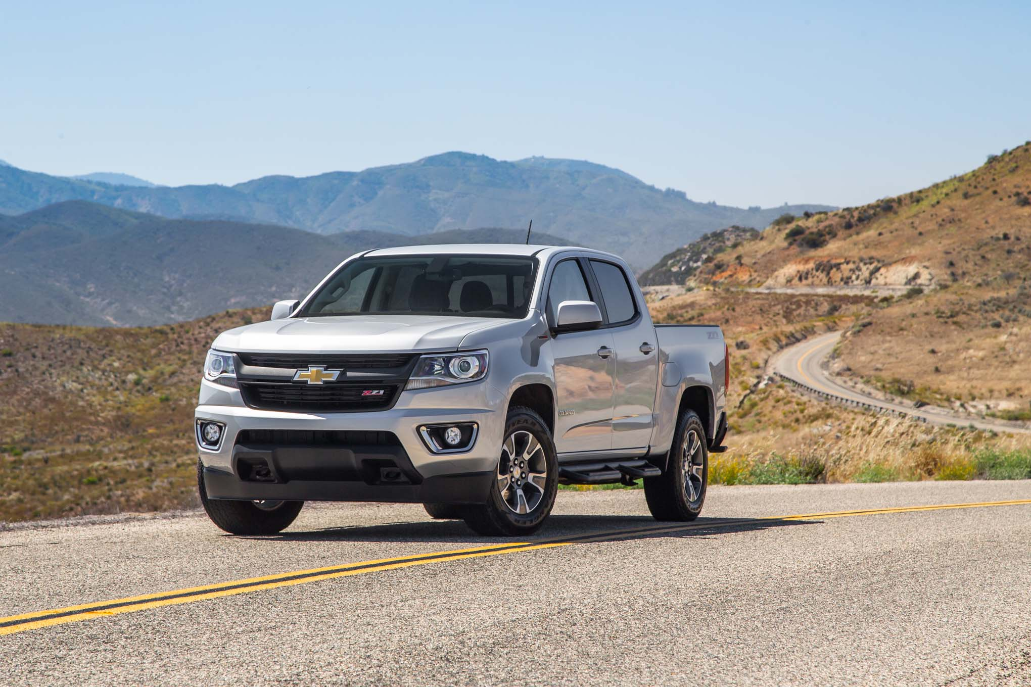 Chevrolet Colorado 2017 recibe nueva transmisión - Motor ...