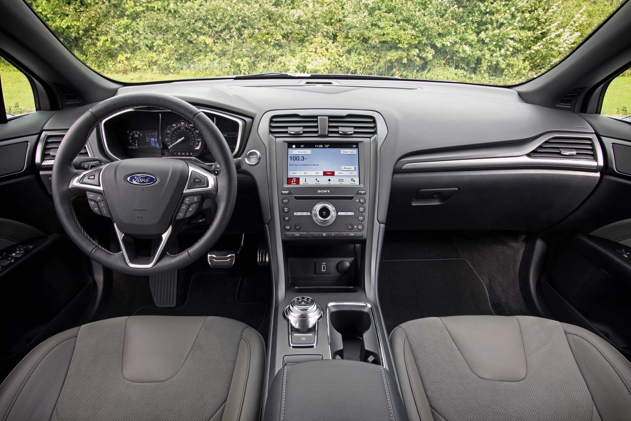 Ford Fusion V-6 Sport 2017: Primer Manejo - Motor Trend en Español