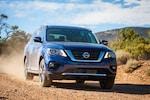 2017 Nissan Pathfinder 17 2