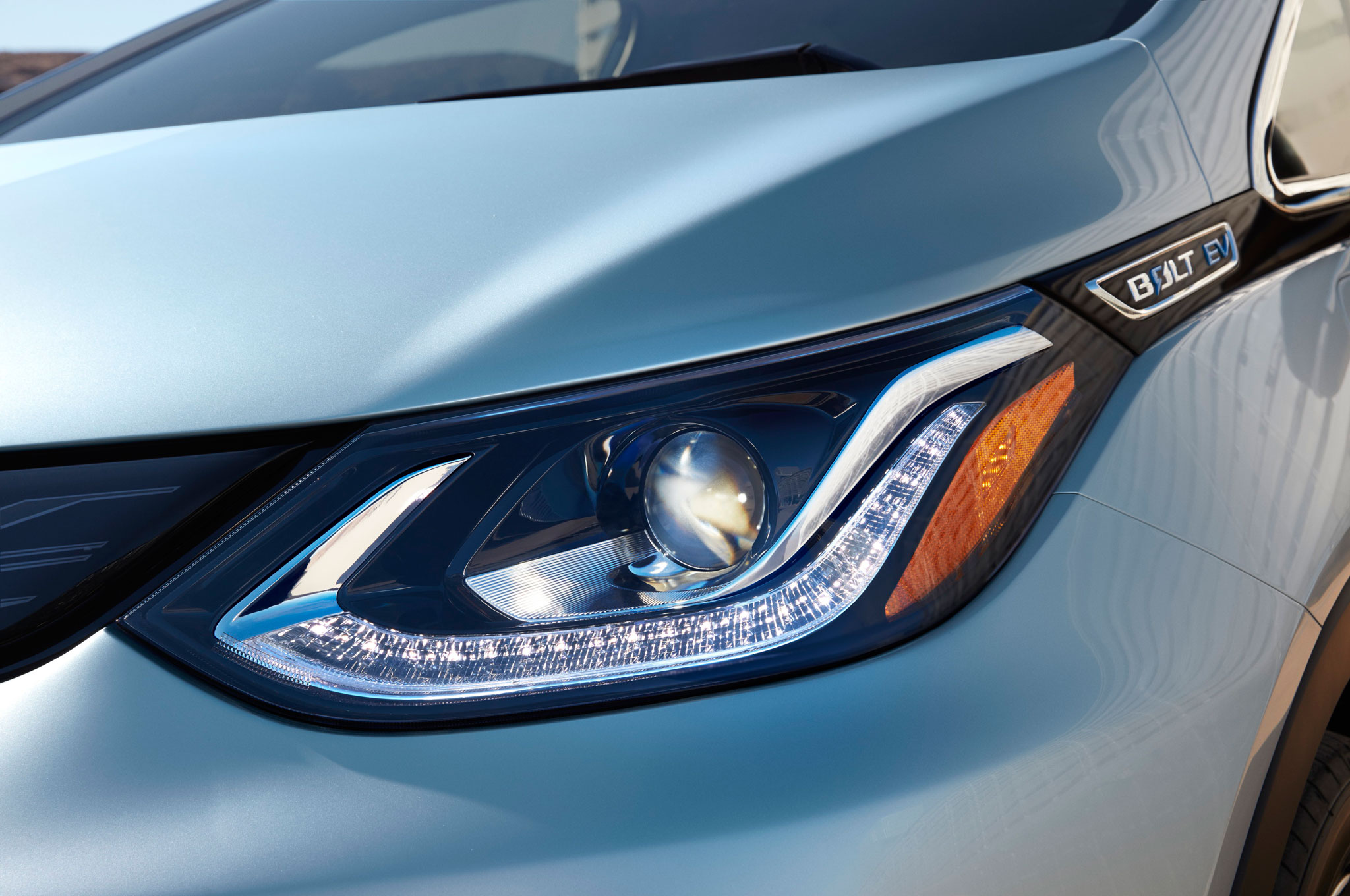 2017 Chevrolet Bolt Ev Headlight