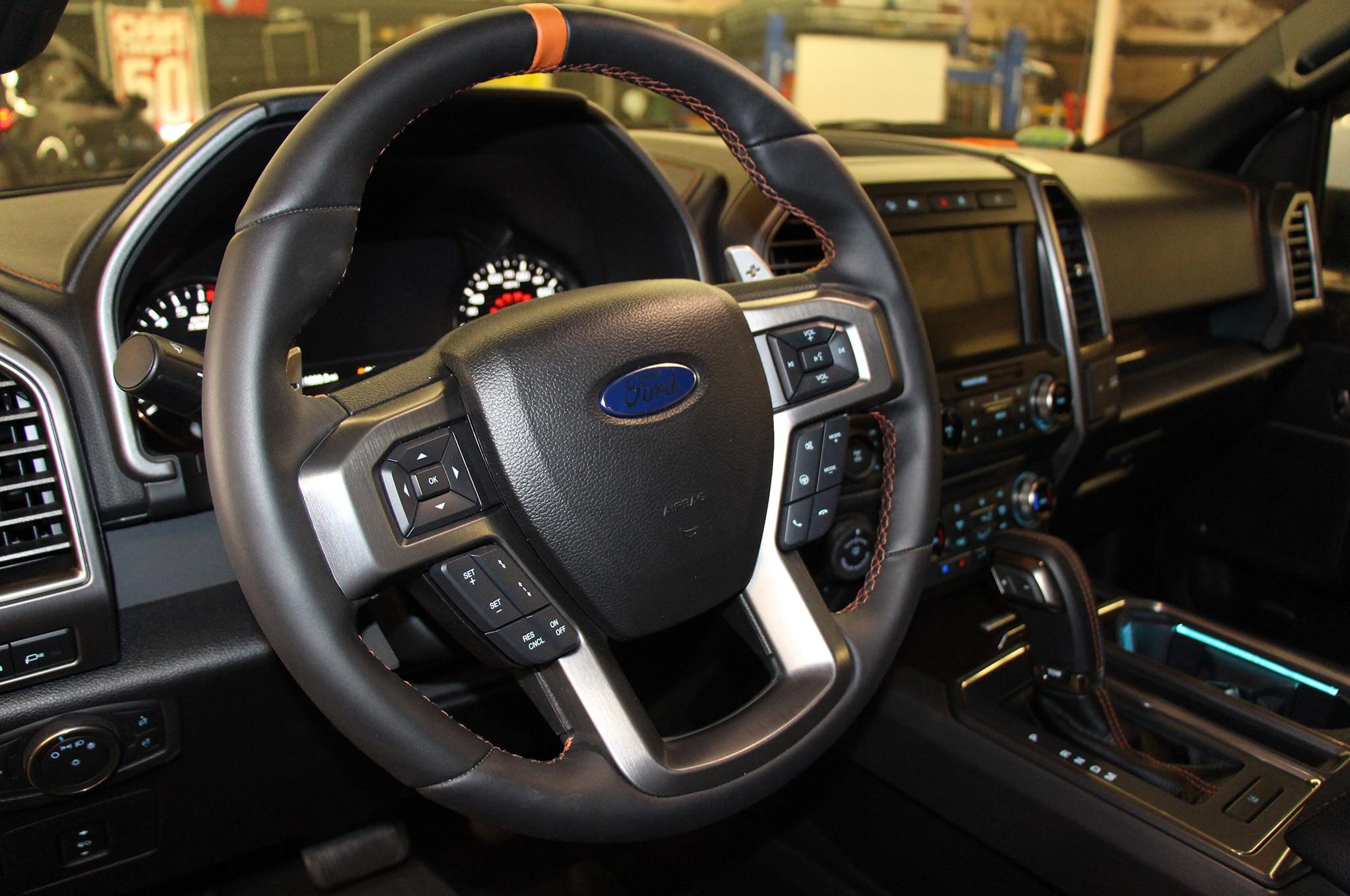 Ford Raptor 2017 produce 450 caballos de fuerza - Motor ...