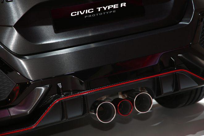Honda Civic Type R Prototype 5