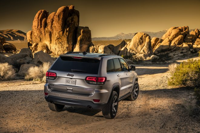 Jeep Grand Cherokee Trailhawk 13