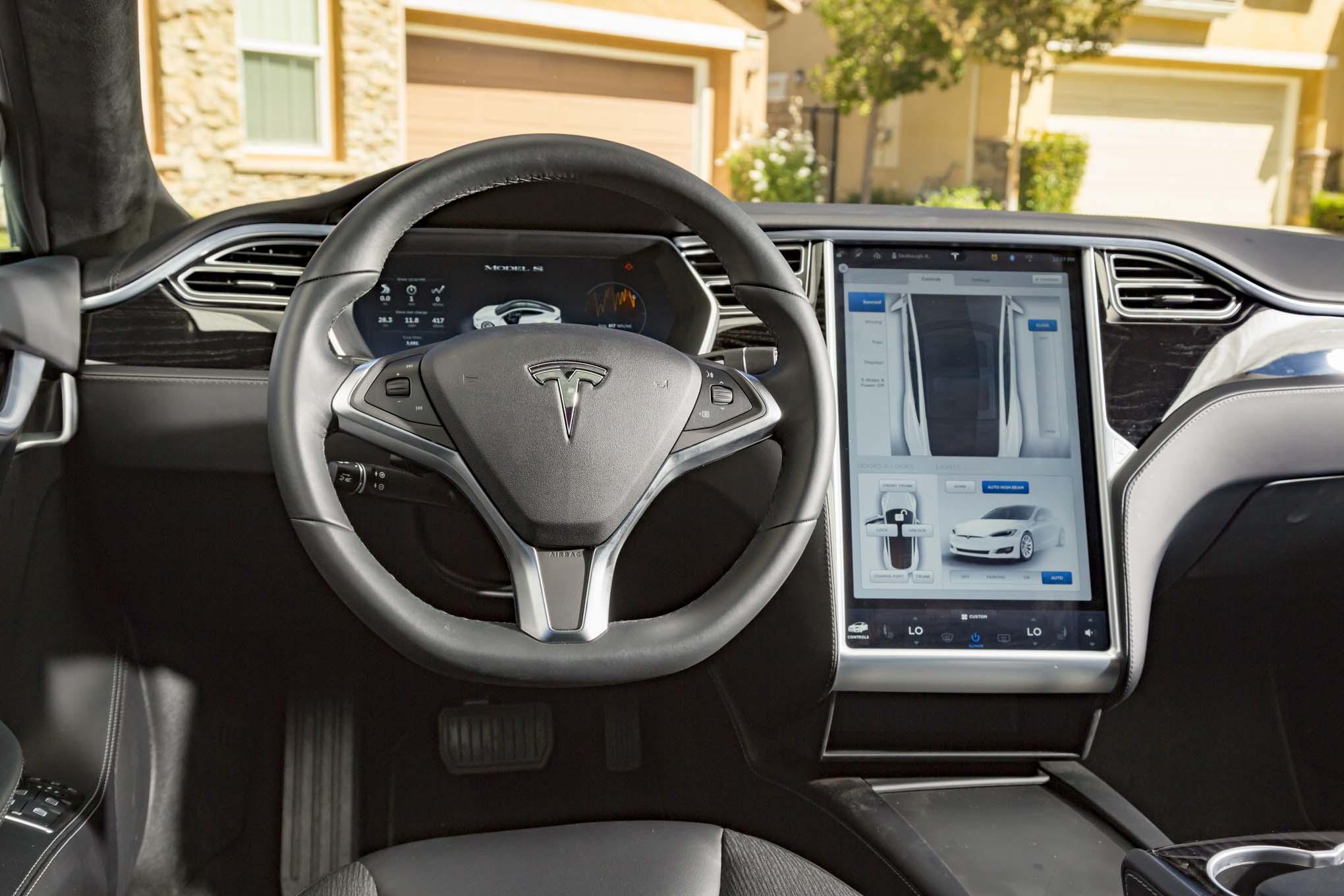2016 Tesla Model S 60 Pit