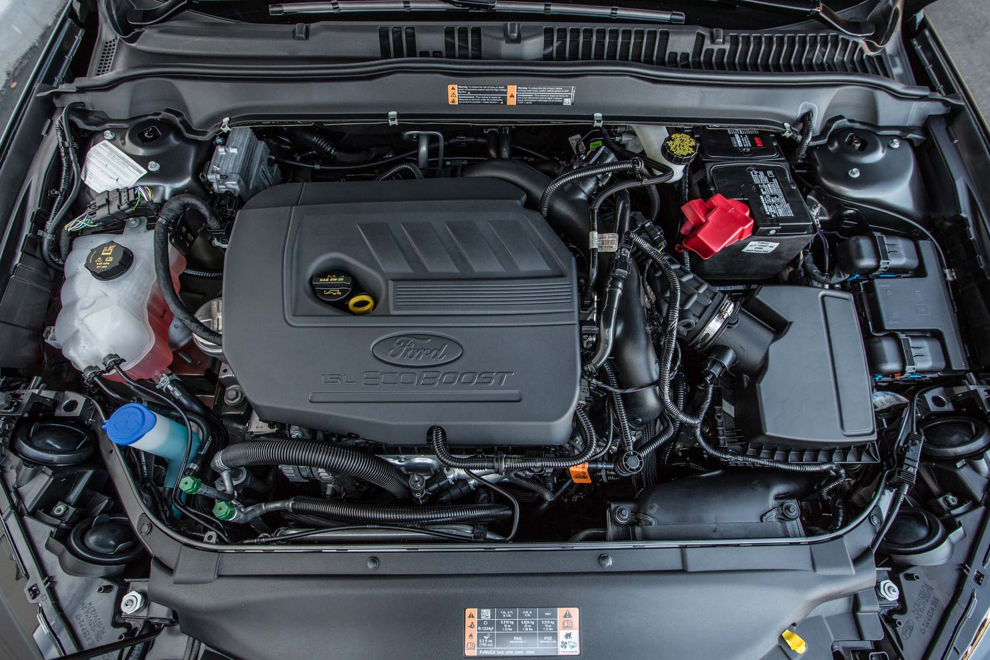 2017 Ford Fusion Se Ecoboost Engine 02 1