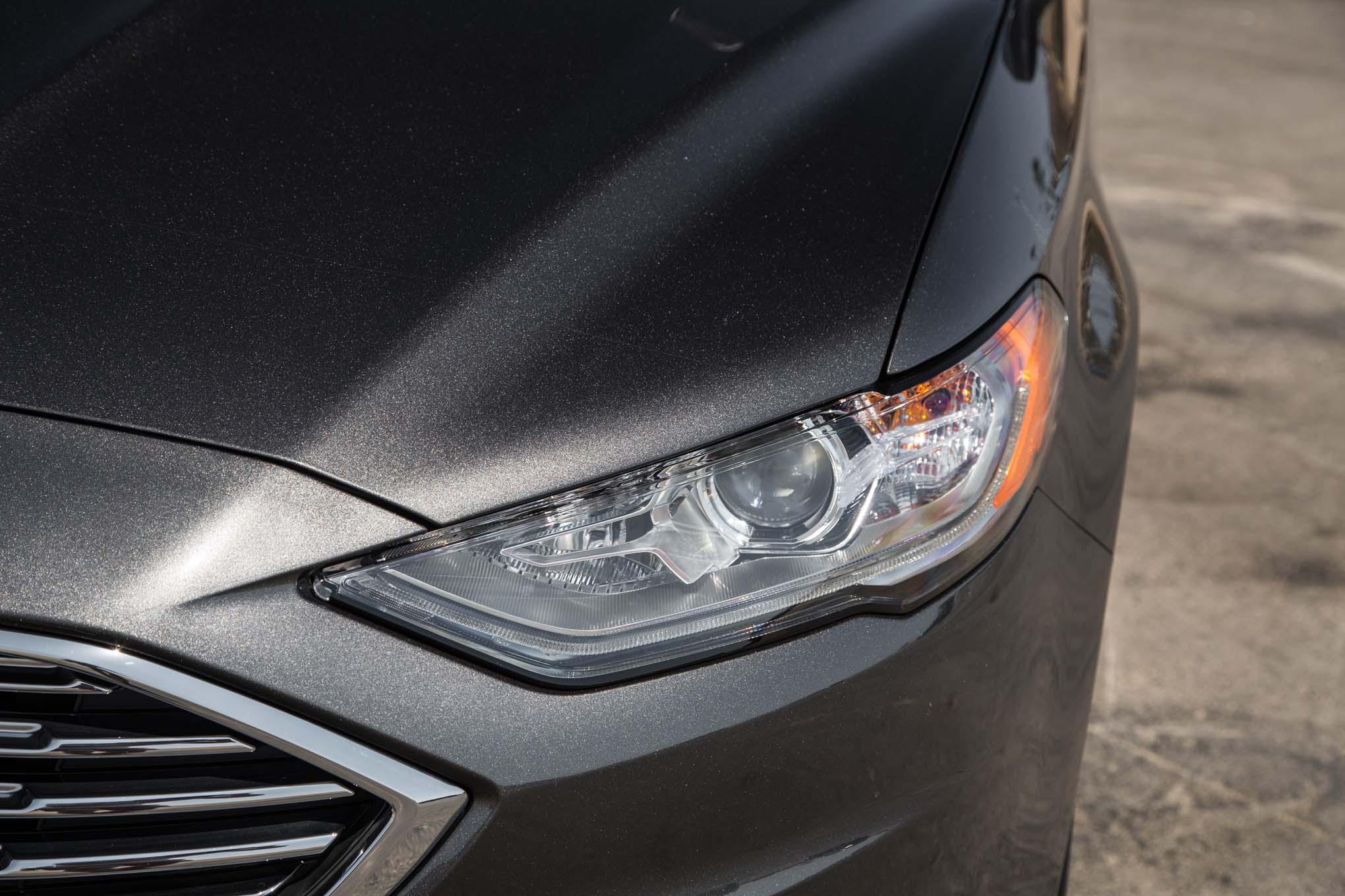 2017 Ford Fusion Se Ecoboost Headlamp 1