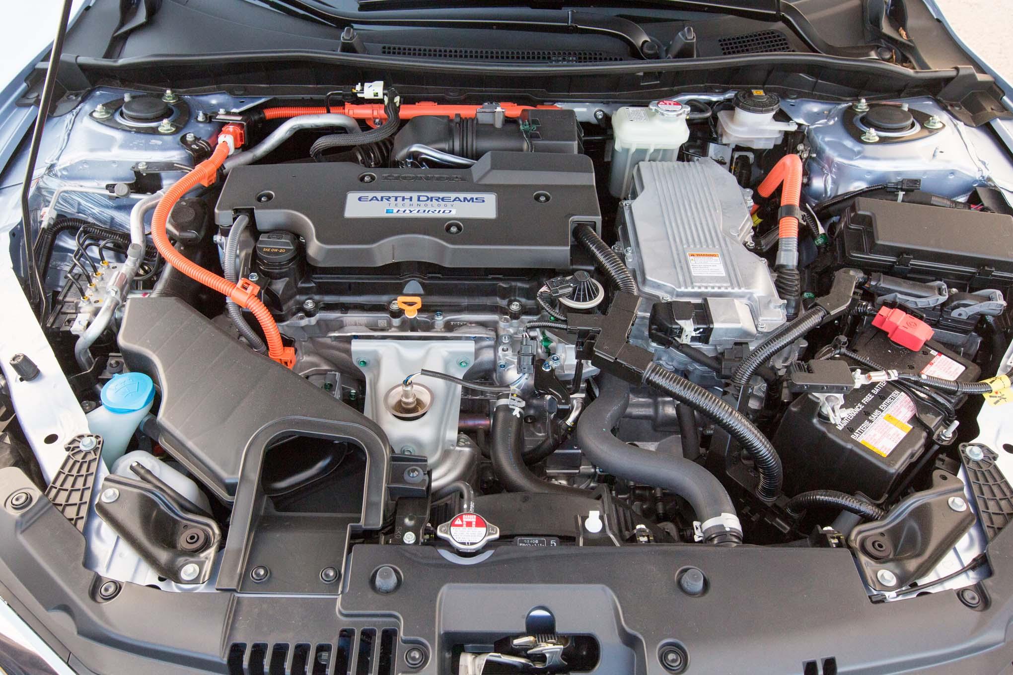 2017 Honda Accord Hybrid Touring Engine 1 7 Noviembre 2016