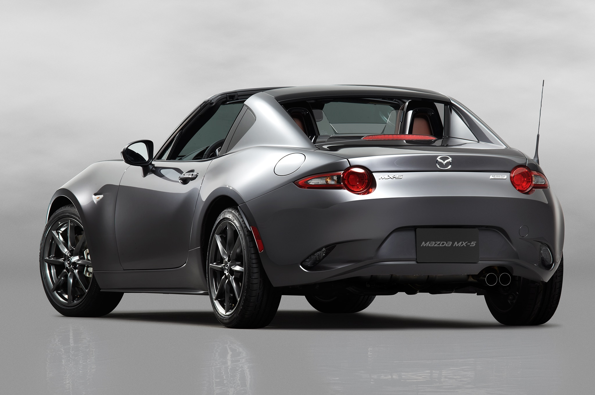 Honda London Ontario >> Mazda MX-5 RF 2017, desde $32,390 dólares - Motor Trend en Español