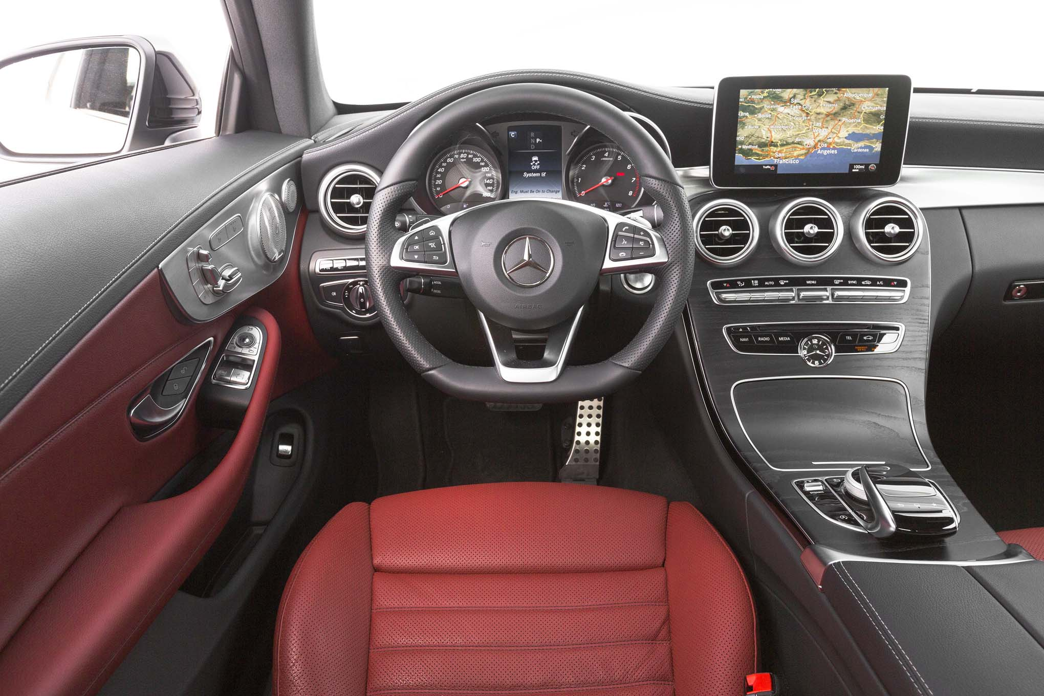 2017 Mercedes Benz C300 Coupe 4matic Pit