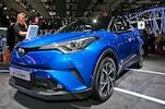 Toyota CH R Front Three Quarter