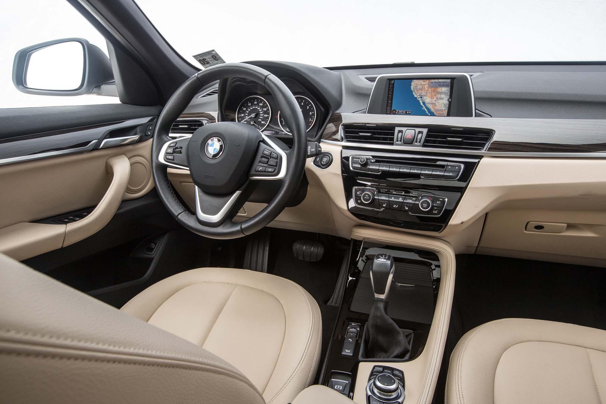 2016 Bmw X1 Xdrive28i Interior