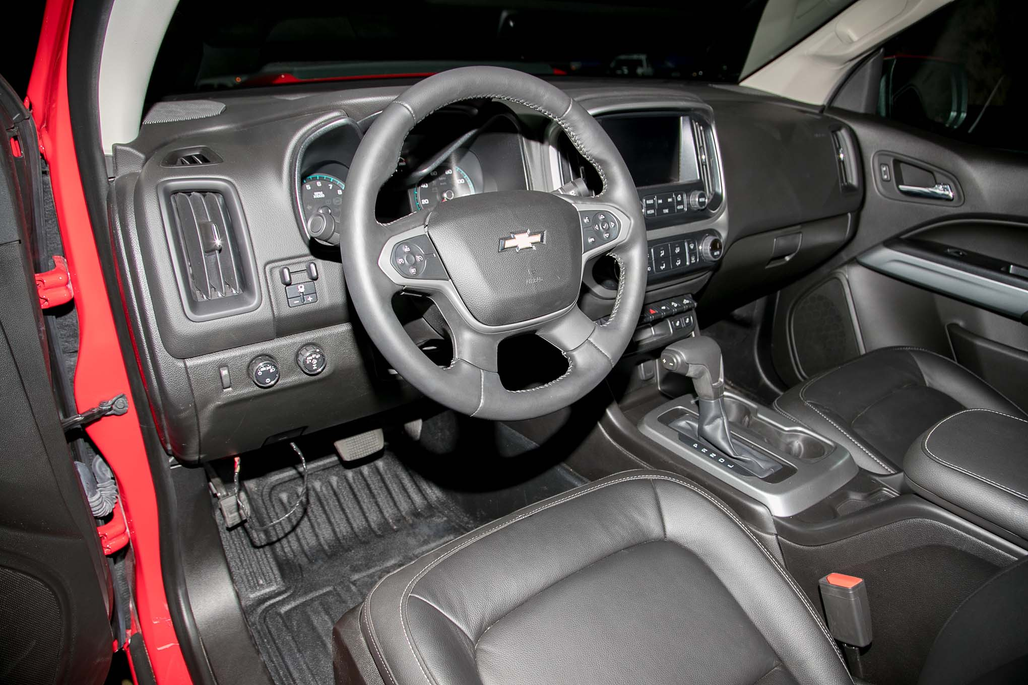 2017 Chevrolet Colorado Zr2 Interior 1