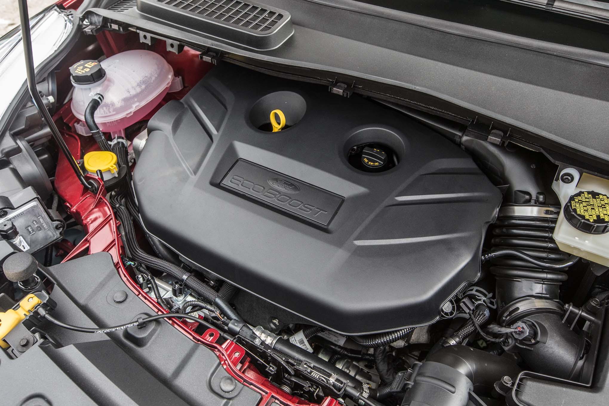 2017 Ford Escape Anium 20 Ecoboost Engine 112