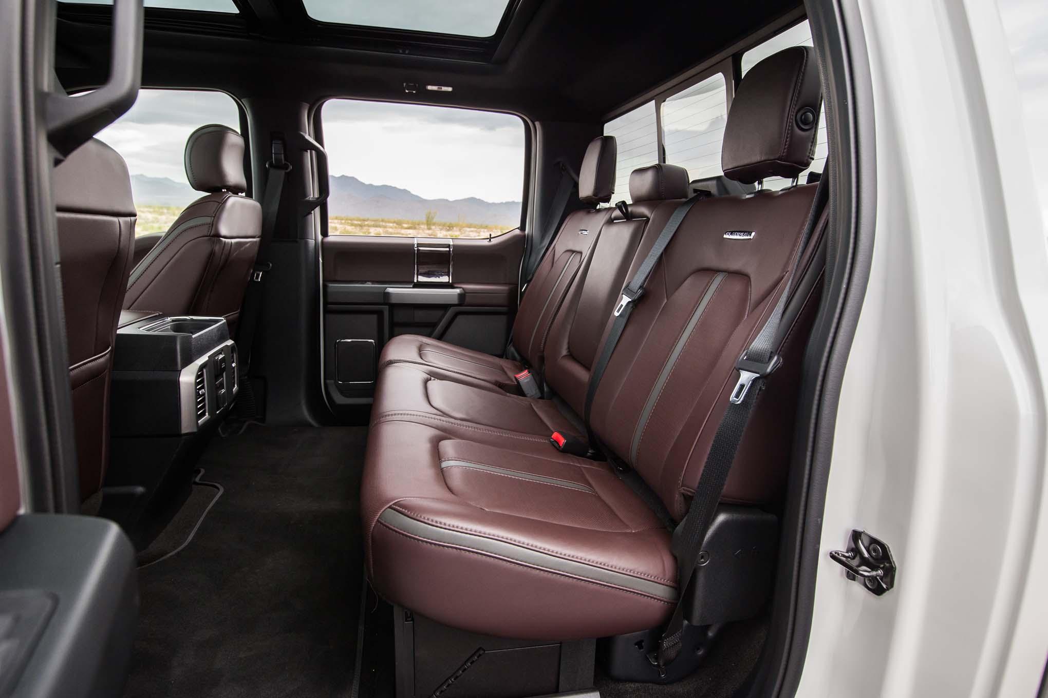 2017-Ford-F-250-Platinum-4x4-67L-rear-interior-seats-70 ...