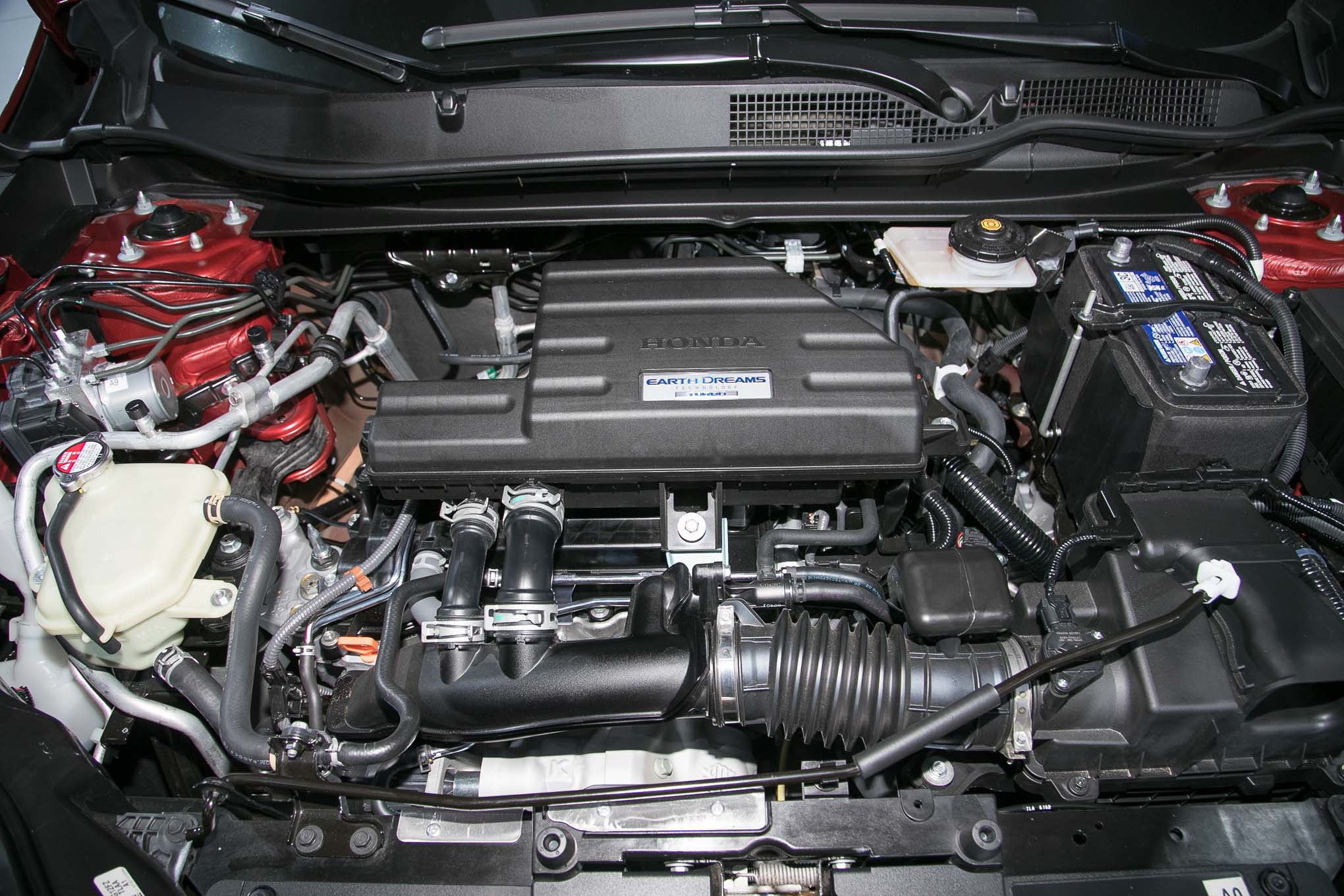 2017 Honda Cr V Engine 02