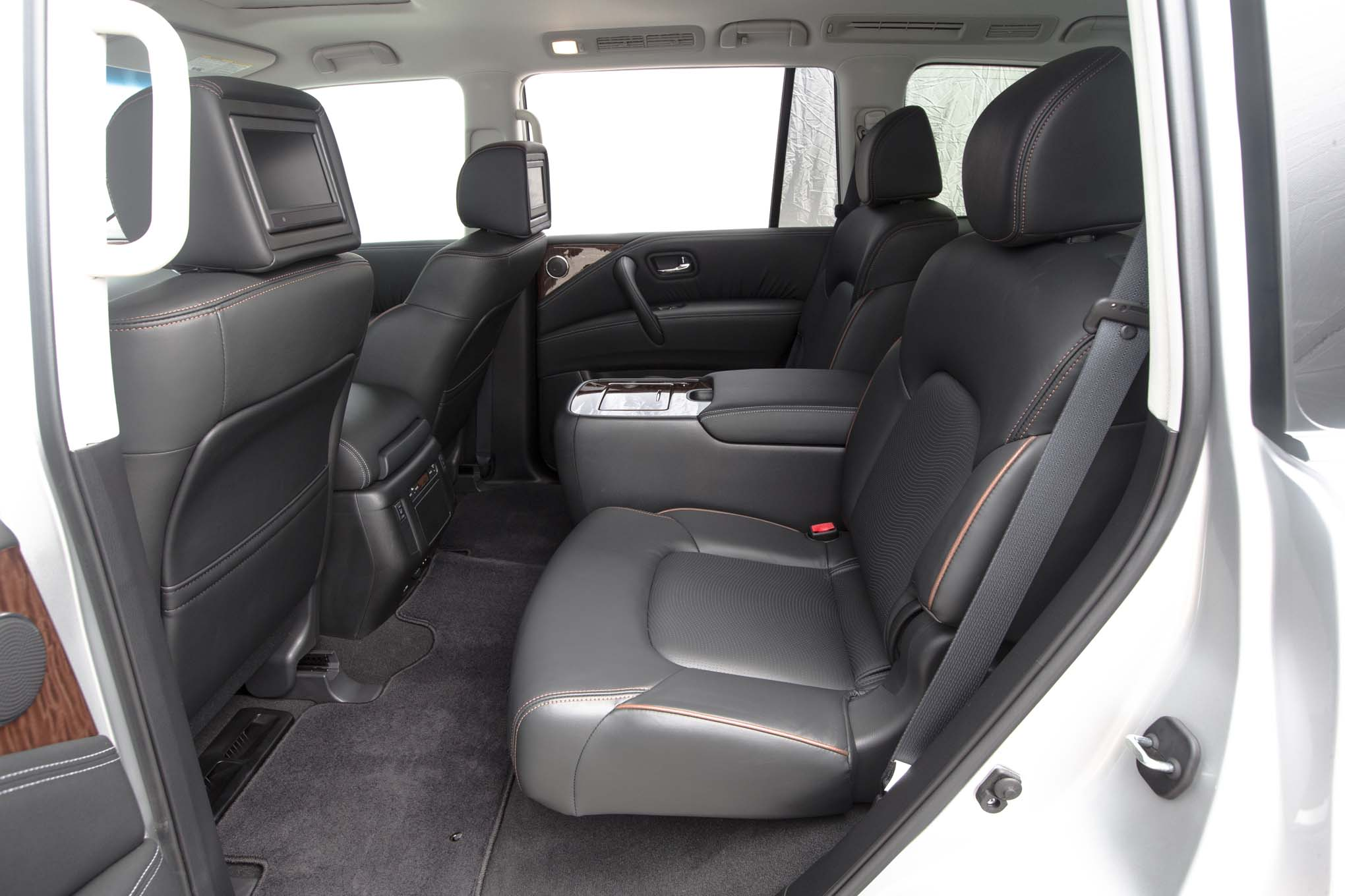 2017-Nissan-Armada-Platinum-rear-interior-seats-50 - Motor ...
