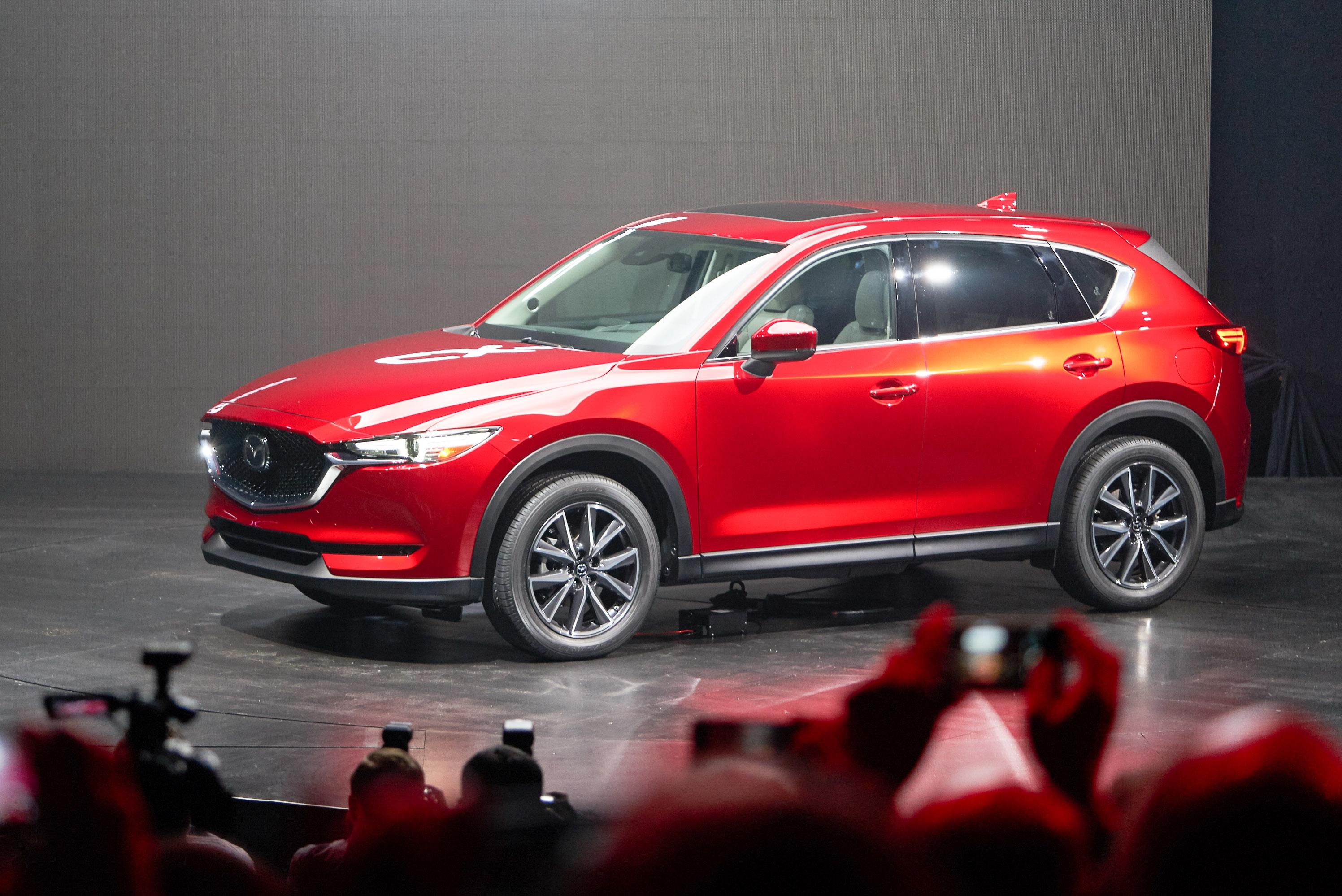 Mazda CX 5 2017 1 1