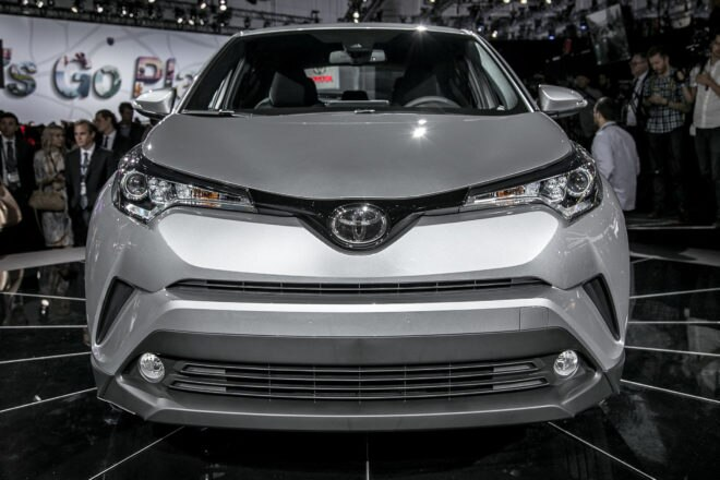 Toyota C HR 2018 4