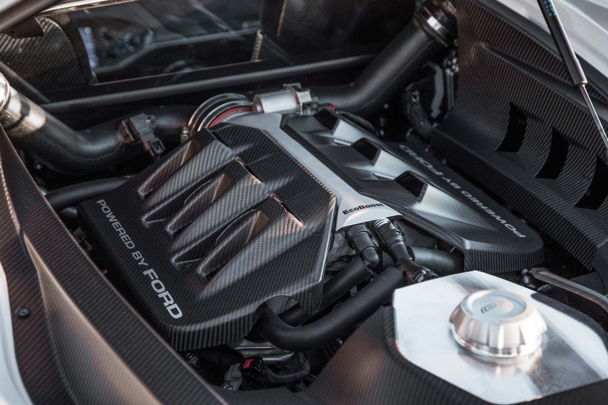 2017 Ford Gt Engine 02