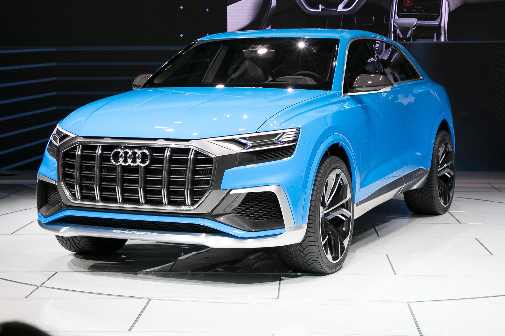 Audi Q8 Concept Front Three Quarter 01 E1483983924827